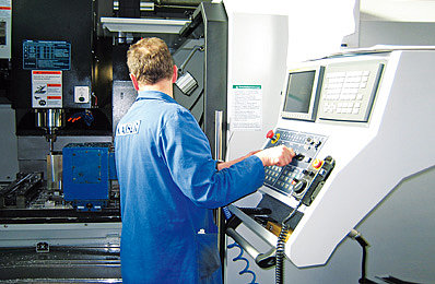 CNC-Mechaniker (m/w)